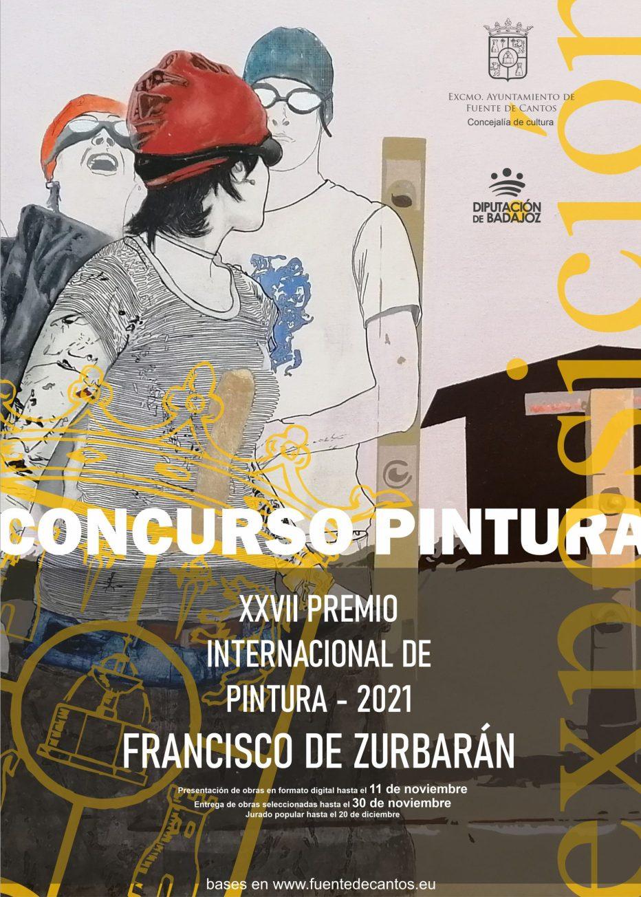 XXVII PREMIO INTERNACIONAL DE PINTURA FRANCISCO DE ZURBARÁN
